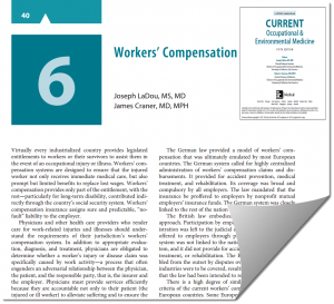 Workers' Compensation chapter thumbnail